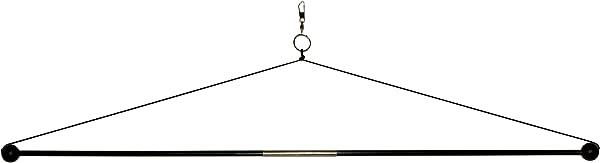 在微风屋旗帜配件附加环,便于悬挂,可容纳 28 个 5 英寸的旗帜