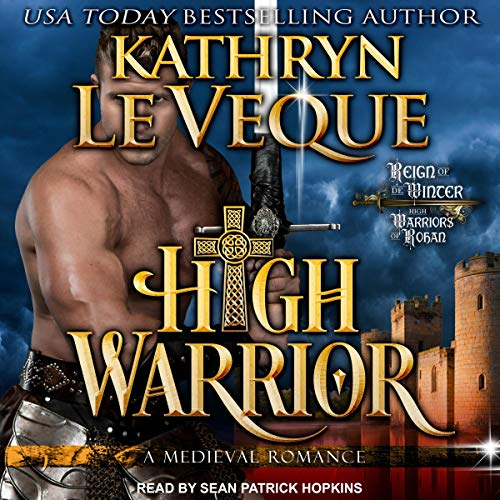 High Warrior audiobook cover art