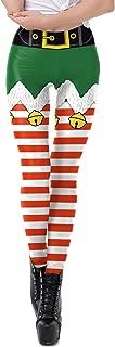 Best santa christmas leggings Reviews