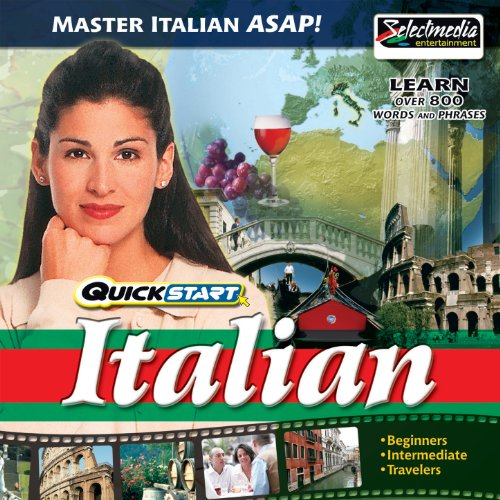 Quickstart Italian cover art