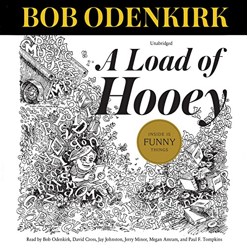 A Load of Hooey audiobook cover art