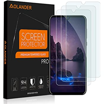 AOLANDER Compatibile with Motorola One Zoom/One Pro Protector de ...