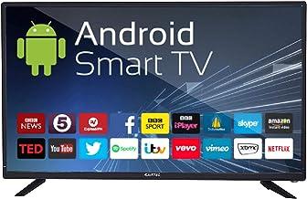 Eairtec 81 Cm 32 Inches HD Ready Smart LED TV 32DJSM Black 2020 Model