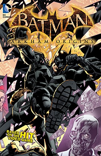 Batman: Arkham Origins (English Edition)