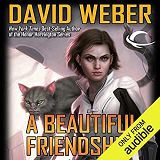 A Beautiful Friendship     Star Kingdom, Book 1              By:                                                                                                                                 David Weber                               Narrated by:                                                                                                                                 Khristine Hvam                      Length: 10 hrs and 55 mins     10 ratings     Overall 3.8