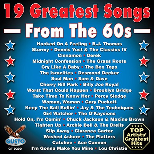19 Greatest Songs From The 60's