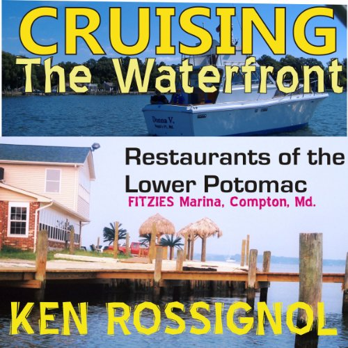 Cruising the Waterfront audiobook cover art
