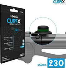 GAIMX Curbx Motion Control 230 – Target and Bumper TPU Thumb Stick/Stick FPS & 3rd Person Shooter Strength 230 for Playstation 4 PS4 and Xbox One/360