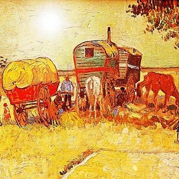 Gypsy' Caravan. Russian and Tzygane Folk Guitar Music.