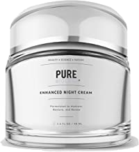 anti aging night cream by Pure Biology