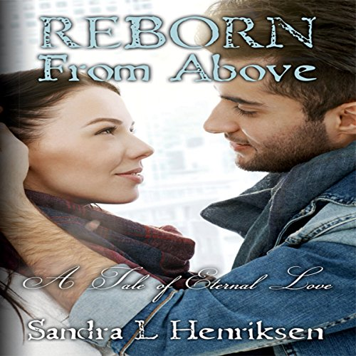 Reborn from Above audiobook cover art