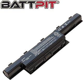 Battpit - Batería para portátil Acer Aspire 4552 4752 5336 5349 5551 5733 5733Z 5736Z 5742 5742G 5742Z 5749 5750 5750G 5750Z 5755G 5560G 7551 7741 7741Z (6 Celdas, 4400 mAh, 48 WH)