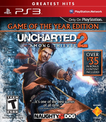 Uncharted 2: Among Thieves - Game of The Year - PS3
