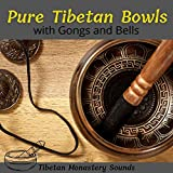 Pure Tibetan Bowls with Gongs and Bells