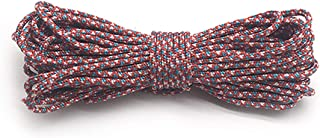 QKKstore Paracord 2Mm 100 Ft,50Ft,25Ft One Stand Cores Paracord Rope Paracorde Cord for Jewelry Making