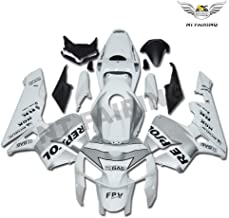 Plastic Black Red Flames Bodywork Fairing Fit for Kawasaki Ninja 2006 2007 ZX10R ZX-10R Injection Mold ABS New Aftermarket Bodyframe Kit Set 06 07