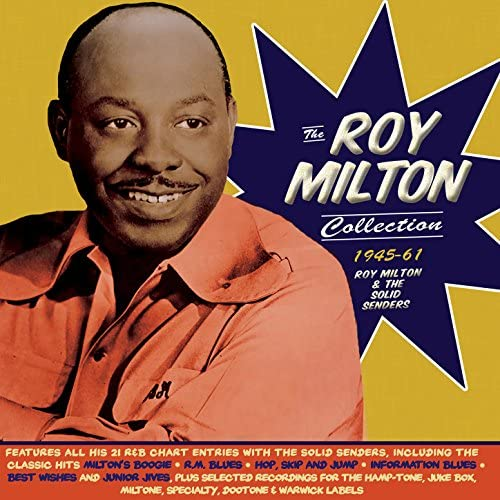 Roy Milton and The Solid Senders