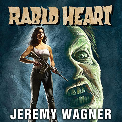 Rabid Heart audiobook cover art