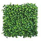 WAA Simulazione Pianta Muro Balcone Plastica Pianta Verde Muro Gardenia Prato Fiore Appeso A Parete Decorazione Porta Testa Balcone Coperto Tappeto Erboso
