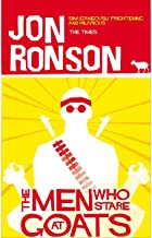 The Men Who Stare at Goats by Jon Ronson - Paperback