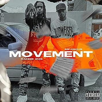 Movement (feat. Rakeeb Wize)