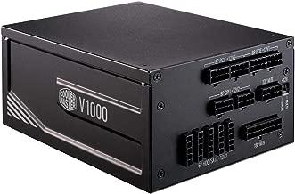 Cooler Master V1000 Platinum - Full-Modular 80 Plus Platinum Certified Power Supply