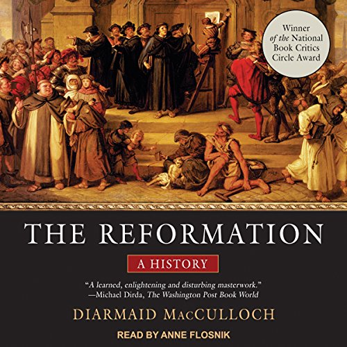 The Reformation audiobook cover art