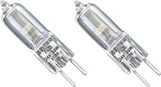 2pcs FCS 150W Donar Bulb HANIMEX 110 Rondette, 1000 Hanomat, 1200AF TAF Rondette Series 2000 Slide Projector, 1800 1500EF – Honeywell Projector Rolleiscop ST8 ST8MO Sound - MORITA Iluminator Lamp