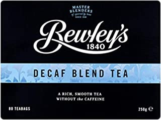 Bewley's Irish Decaf Blend Tea - 80 Bags (8.8 ounce)