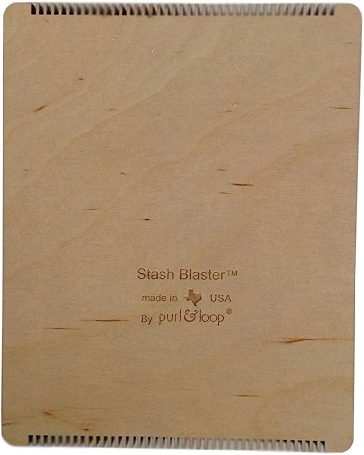 8.0 Purl /& Loop Birch Stash Blaster Loom