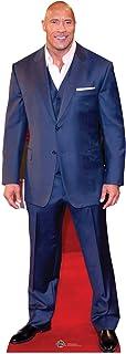 partyman.co.uk Dwayne Johnson 195cm cartón