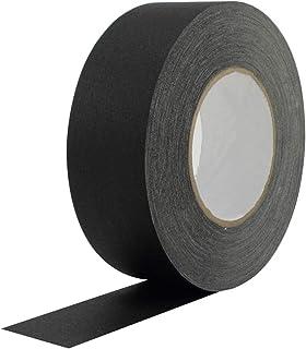 Pinnacle Black Duct Tape 50mm Width X 25 Yards