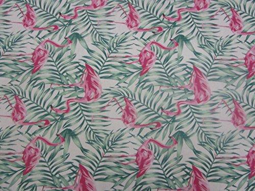 PAGO POCO Mehrzweck-Tagesdecke Flamingo 100% Baumwolle für Einzelbett und Doppelbett Neuheit 2020!! ! Singolo 170x260
