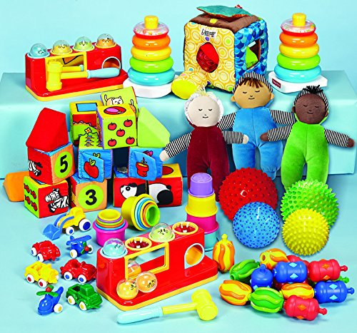 Great Price! Becker's School Supplies Infant & Young Toddler Exploration Kit