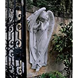 Design Toscano Santa Croce Angel Wall Frieze Statue Size: Large