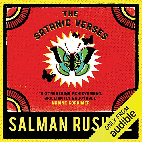 The Satanic Verses cover art