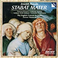 Stabat Mater by ROZARIO / ROBBIN / ENGLISH CONCERT / PINNOCK (2001-11-02)