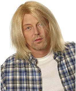 Deluxe Blonde Grunge Wig