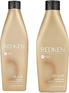 Kit Redken All Soft Shampoo 300 ml + Condicionador 250 ml