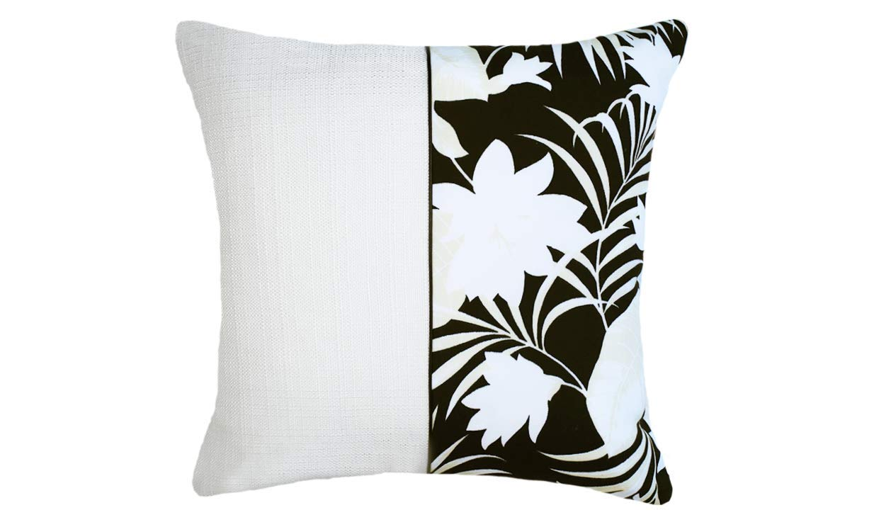 Some reservation Winter Be super welcome Palm - Half Pillow Covers Throw Handmade