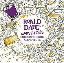 Roald Dahl's Marvellous Colouring-Book Adventure