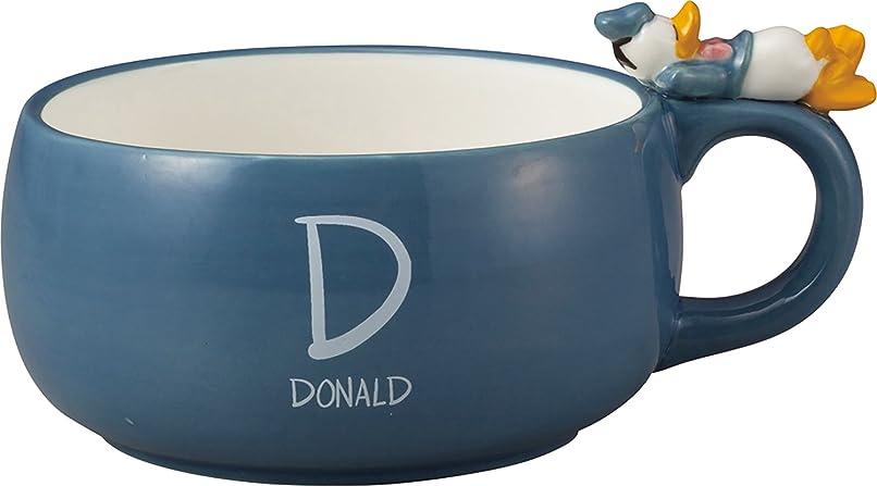 数コードレスアミューズメントディズニー  おやすみ ドナルドダック スープカップ 390ml  SAN2877