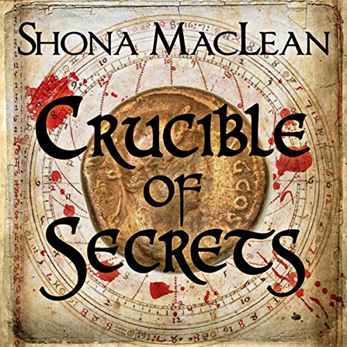 Crucible of Secrets cover art