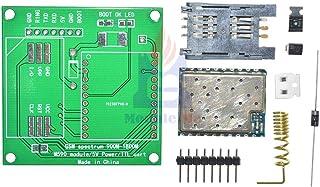 M590E GSM GPRS 周波数モジュールボード SMS メッセージ Diy キット M590 標準で命令セット CPU MCU Ttl テスト 5 ボルト 1A