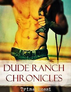 Dude Ranch Chronicles (A Hot M/M Romance Short): Western Gay Romance