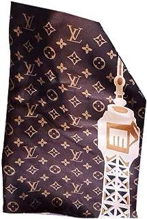Fashion Luxury Silk Feeling Scarf Fashion Scarves Long Lightweight Shawls for Women Men(70.9