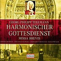 Cantatas by GEORG PHILIPP TELEMANN (2006-01-01)