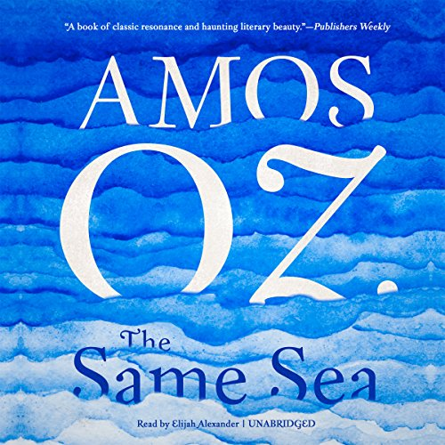 The Same Sea audiobook cover art