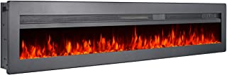 Best corner electric fireplace with mantel Reviews