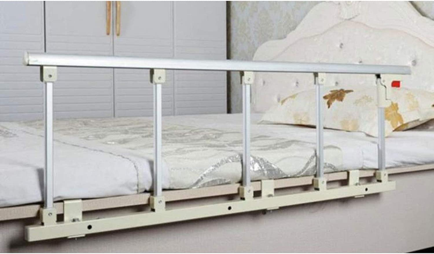 BETTKEN Foldable Max 51% OFF Bed Rail Safety Side Max 63% OFF Adults Elderly A Guard for